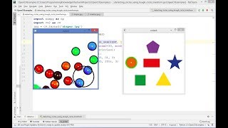 OpenCV Python Tutorial For Beginners 34 - Circle Detection using OpenCV Hough Circle Transform