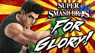 LIL MAC IS BACK AND HE'S LAYING THE SMACK! - [Super Smash Bros Wii U For Glory Mode #7]