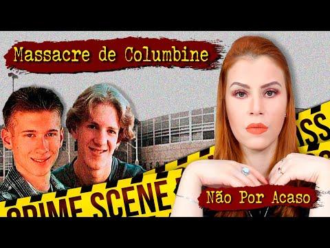 MASSACRE DE COLUMBINE - 20 DE ABRIL DE 1999