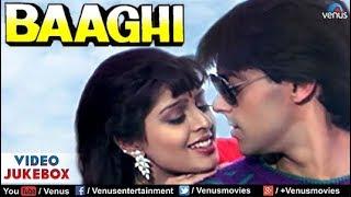 Baaghi Video Jukebox | Salman Khan, Nagma, Mohnish Bahl