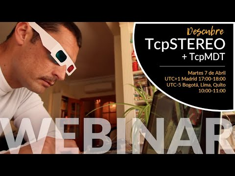 Descubre TcpSTEREO + TcpMDT