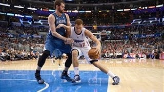 Duel: Kevin Love vs. Blake Griffin
