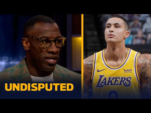 Skip & Shannon discuss whether Kyle Kuzma's clutch performance is a trend or blip I NBA I UNDISPUTED