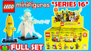 Lego Minifigures SERIES 16 71013 Full Set