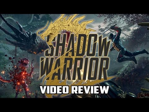 Shadow Warrior 2 PC Game Review