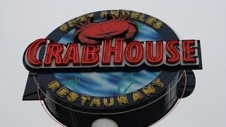 Crab House; Port Angeles, WA.