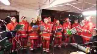 preview picture of video 'CANZONE 1 - Coro CRI OLEGGIO  in occasione del SS Natale 2013'