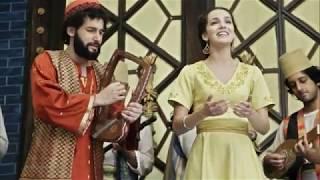 Rebeca e Hurzabum Cantam - Casamento dos Sábios - O Rico e Lázaro