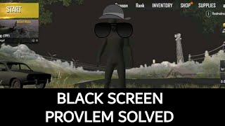 how to solve black screen problem in pubg mobile lite - TH-Clip