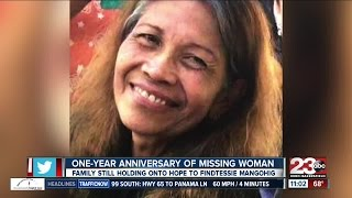 Family still holding onto hope to find their mom one year after she went missing