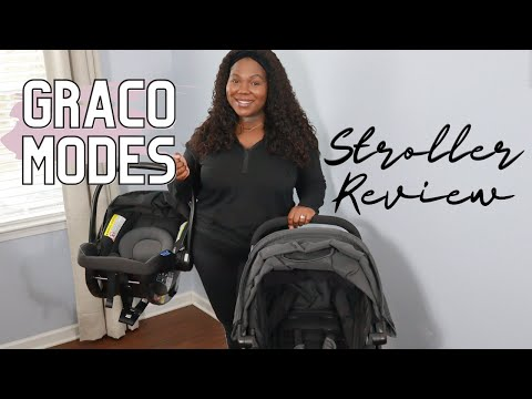 GRACO STROLLER HONEST REVIEW | GRACO MODES ELEMENT TRAVEL SYSTEM