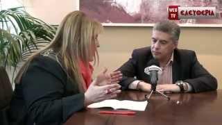 Κ.Αγοραστός: Το σχέδιό μου για τη Θεσσαλία