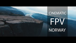 Norway with an FPV Drone   Ultimate Long Range Volume 1 4k