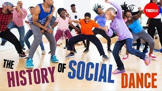 The history of African-American social dance - Camille A. Brown
