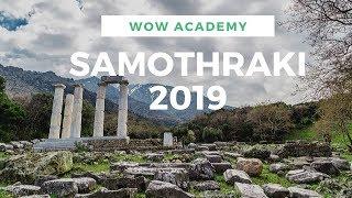 WOW Academy – Samothraki retreat 2019