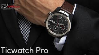 Ticwatch Pro vs Samsung Galaxy Watch