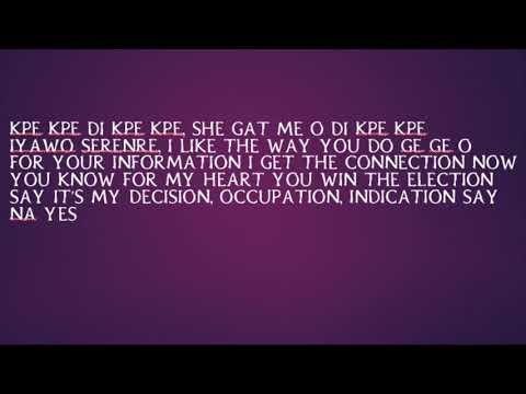 Tekno - Choko Official Lyrics