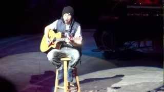 "Austin Mahone: ""I'll Be"" Acoustic- San Antonio Rodeo 2013"