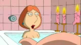 family guy tub for two