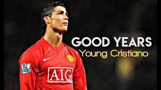 Cristiano Ronaldo - Good Years - Young Cristiano - Old School Skills & Goals