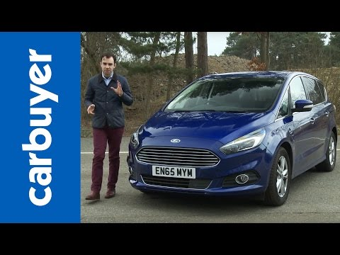 Ford S-MAX MPV in-depth review - Carbuyer