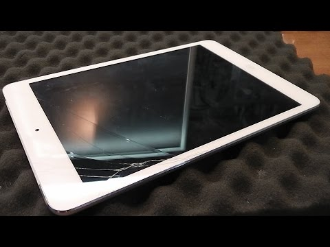 Замена тачскрина. Планшет Apple iPad mini A1455 / Touch Screen Replacement