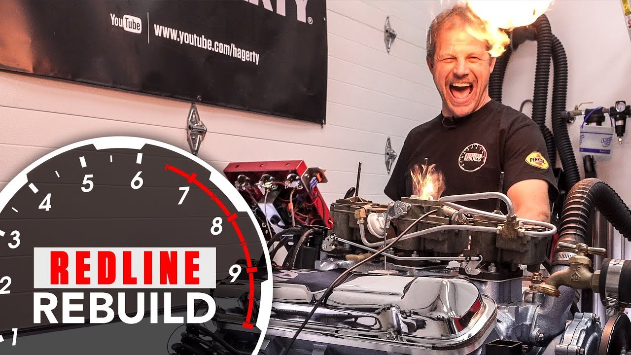 Watch this Pontiac V-8 go from basket case to brawler on Redline Rebuild