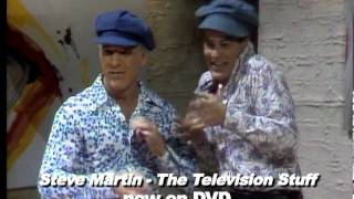 Steve Martin: The Television Stuff (5/11) Best Show Ever Clip