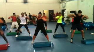 preview picture of video 'Ducky Gym @ Tuscia Fit Festival - Betta Parisi Body Condition (2)'