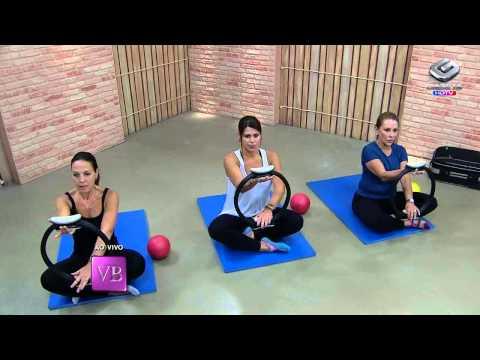 Você Bonita - Kit de pilates para se exercitar em todos os lugares (23/09/13)