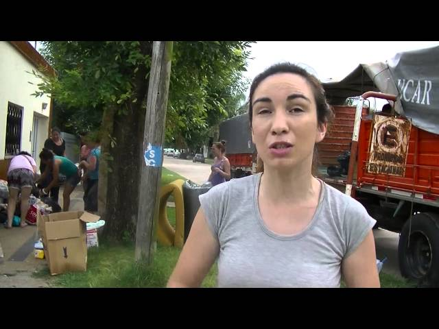 AGMER solidaria: La palabra e Yohana Fucks