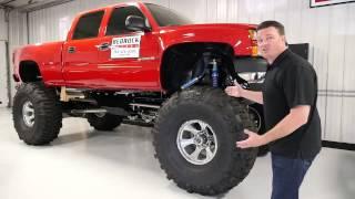 Lifted Monster Truck - Bedrock Motors - Rogers, Blaine, Minneapolis, St Paul, MN