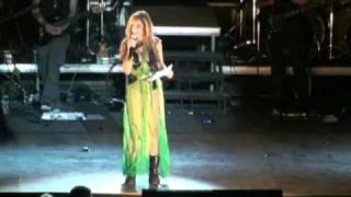 Anna Vissi-Thessaloniki-Exw pethanei gia sena+Gramma thaymasti