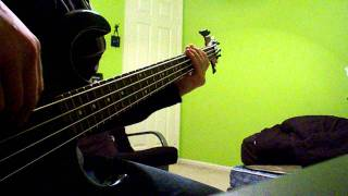 Welcome - 311 (BASS COVER) HD