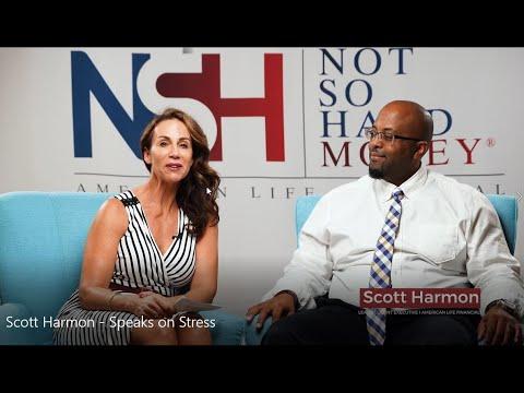 Scott Speaks on Stress Video Thumbnail