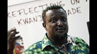 Author Binyavanga Wainaina dies at 48 - VIDEO