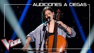 Keila García canta