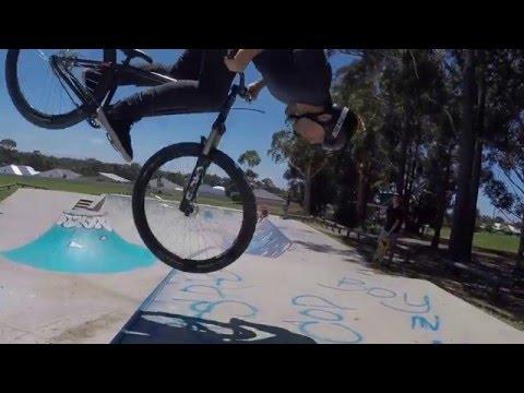 Sussex Inlet Skate Park BMX