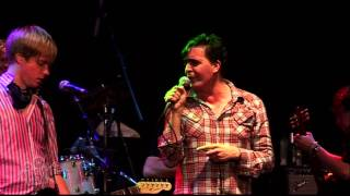 Art Brut - Pump Up The Volume   (Live in Sydney) | Moshcam