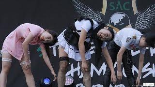 잔인주의 네크로필리아 Awesome Zombie dance Performance by Korean dance team Necrophilia@SAC서종예 주최대회 중고등부문