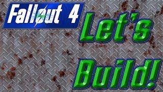 Egret Tours Marina Part 7: Let's Build Fallout 4