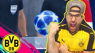 WOW I HATE THIS ABOUT CAREER MODE! FIFA 19 Career Mode DORTMUND