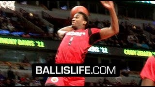 2013 McDonald's All American Game Mixtape!! Aaron Gordon, Andrew Wiggins, Jabari Parker & More!