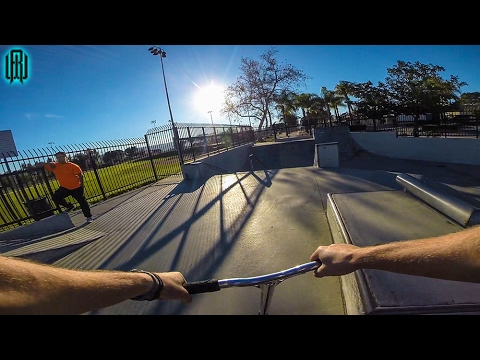 KICKED OUT OF MY OWN SKATE PARK!