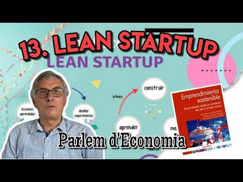 13 - Lean Startup: Modelos innovadores de negocio[;;;][;;;]