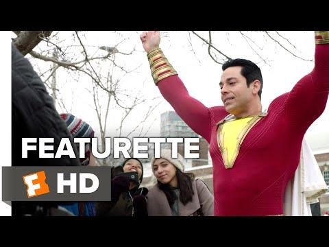 Shazam! Featurette - Meet Shazam (2019) | Movieclips Coming Soon