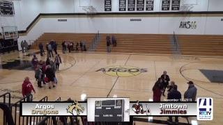 Argos Girls Basketball vs Jimtown