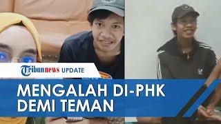 Video Karyawan di Tangerang Mengalah di-PHK demi Temannya yang Sudah Berkeluarga, Kini Buka Usaha
