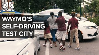 "(Video) ""Inside The City Where People Hire Self-Driving Vehicles"" 