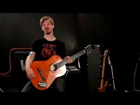 Die wichtigsten Gitarrentypen + Welche Gitarre soll ich kaufen +  Wieviel Geld ausgeben ? [HgF2]